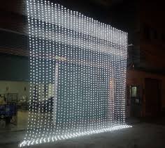 outdoor led net lighting home design mannahatta us