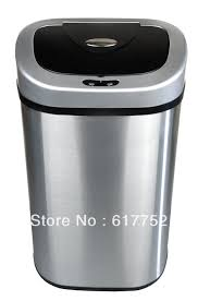 decor u0026 accessories various cool design touchless garbage can for
