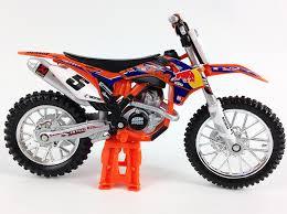 motocross toy bikes amazon com ryan dungey fabrik redbull ktm sxf 450 motocross