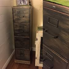 Metal Filing Cabinet How To Paint A Metal Filing Cabinet With Chalkboard Nrtradiant Com