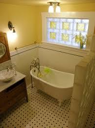 Cleveland Brown Bathtub Glass Block Bathroom Windows Traditional Bathroom Cleveland