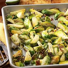 brussel sprouts for thanksgiving roasted brussels sprouts with hazelnuts recipe taste of home