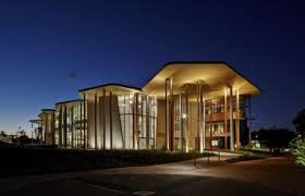 the architecture building at bond university can inspire any