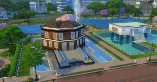 Octogon House by Octagon House U2014 The Sims Forums
