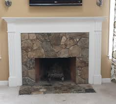 simple old fireplace renovation ideas designs and colors modern