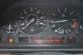 list of all possible bmw e39 instrument cluster text warnings