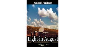 faulkner light in august william faulkner light in august part 1 audiobook youtube