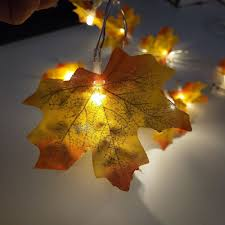Decor Lights Home Decor 2018 Maple Leaf String Lights Fairy Led Home Decor Light Home