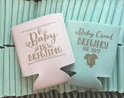 baby shower koozies personalized koozies baby etsy