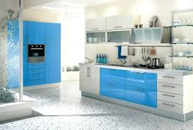 kitchen decor idea blue kitchen decor and combination kitchen decor idea blue and