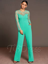 s jumpsuits slim sleeves perspectives s jumpsuits tbdress com