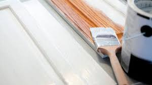 best paint to use on wood kitchen cabinets how to paint kitchen cabinets budget friendly renovation at