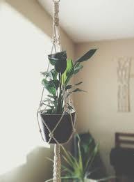 Simple Macrame Plant Hanger - best 25 indoor plant hangers ideas on diy hanging