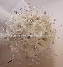silk bridal bouquet chic wedding flower bouquets 1000 ideas about silk wedding