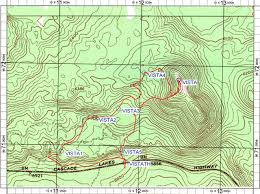 best topographic maps of the backcountry for your compass and gps