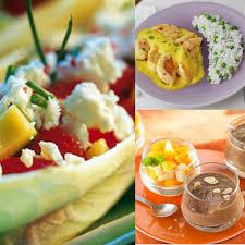 cuisine repas menu de la semaine 7 idées de menus pour un repas équilibrés