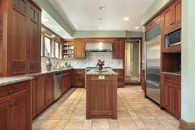 modern kitchen with cherry wood cabinets 43 kitchens with extensive wood throughout home