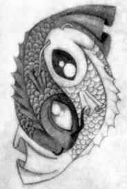 yin yang koi fish by teenuhhh on deviantart