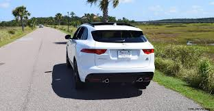 lexus dance of f 2017 jaguar f pace suv of the year review video