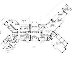 single story 5 bedroom house plans keswick 6774 5 bedrooms and 5 baths the house designers