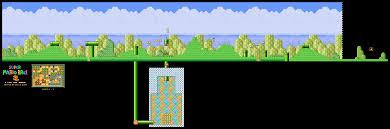 Super Mario Bros 3 Maps Super Mario Bros 3 Level Design Lessons Part 1 Significant Bits