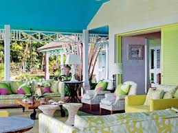 house tour inside designer kit kemp u0027s vividly coloured barbados