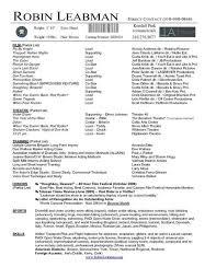 Library Resume Sample by Resume Customer Relations Supervisor Proforma Of Resume For Job