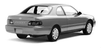 toyota camry two door 1995 toyota camry coupe information