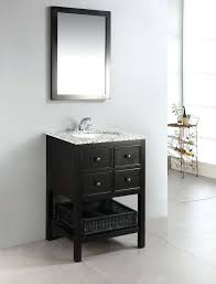 24 Bathroom Vanity With Drawers 24 Inch Vanity Cabinet Modern Bathroom Vanity With Medicine