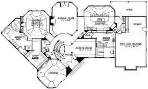 grand floor plans circular grand foyer 12047jl architectural designs house plans