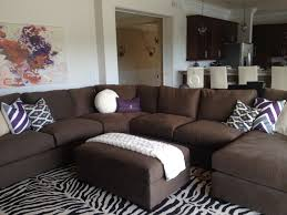 living room zebra rug sectional couch for the home pinterest