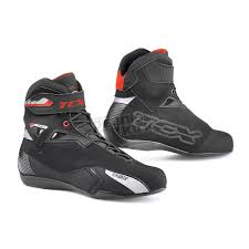 waterproof motorcycle shoes tcx black rush waterproof shoes 9505w nero 40 motorcycle