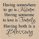 house blessing quotes