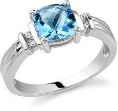 blue gemstones rings images Isabella blue topaz and diamond ring 14k white gold jpg