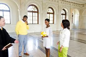 courthouse wedding ideas atlanta courthouse wedding with yellow color scheme by fotos by
