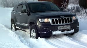2014 jeep grand cherokee tires jeep grand cherokee wk2 snow youtube