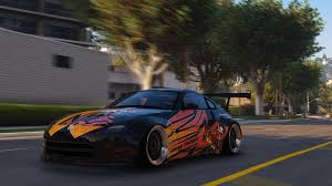 custom nissan 350z for sale nissan 350z stardast add on liveries template gta5 mods com