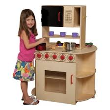Wood Designs Play Kitchen Wood Designs All In One Play Kitchen Center At School Outfitters