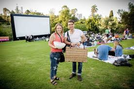Botanical Gardens Open Air Cinema Your Melbourne Summer Checklist City Of Melbourne What S On