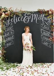 wedding backdrop photo floriculture chalkboard details floriculture posts