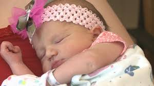 new community hospital welcomes first baby
