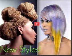 color ideas trending hairstyles 2016 youtube