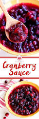 thanksgiving recipes cranberry sauce simple cranberry sauce recipe u2022 food folks and fun