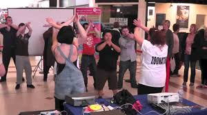 chelmsford mencap dancing in meadows youtube