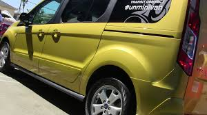 2014 Ford Transit Connect Audio Systems 2014 Ford Transit Connect Wagon The Puzzle Behind The Unminivan