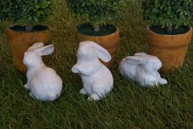 bunny rabbit home decor celebrate easter in your home decor nell hills