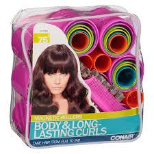 bun maker for hair walgreens conair brush styling essentials magnetic roller pack walgreens