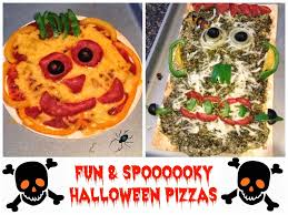 recipe fun u0026 spooky pizza with parrano cheese