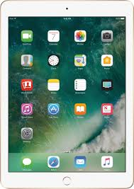 apple ipad latest model with wifi 32gb gold mpgt2ll a best buy
