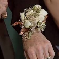 How To Make Corsages And Boutonnieres Wiring Cymbidium Orchids Bridal Bouquet Design Techniques Used By
